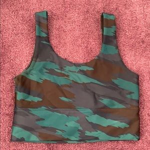 SoulCycle sports bra worn once!!